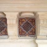 CHL44-détail frise sous balcon