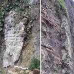 LMS-reprises modernes au ciment instables