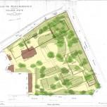 AM-Plan implantation lycée sur ancienne Villa de Jaigny