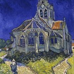 280px-Vincent_van_Gogh_-_The_Church_in_Auvers-sur-Oise,_View_from_the_Chevet_-_Google_Art_Project