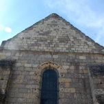détail façade nord