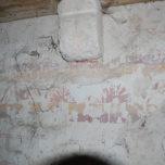 peintures murales avant restauration